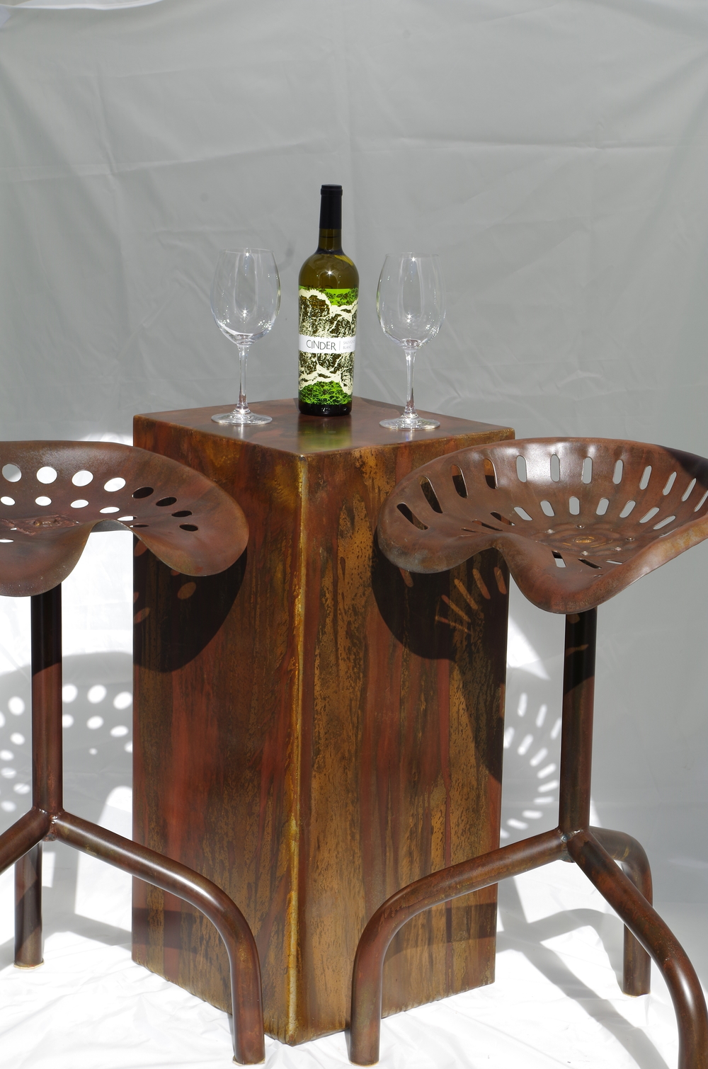 Wine Table and Stools