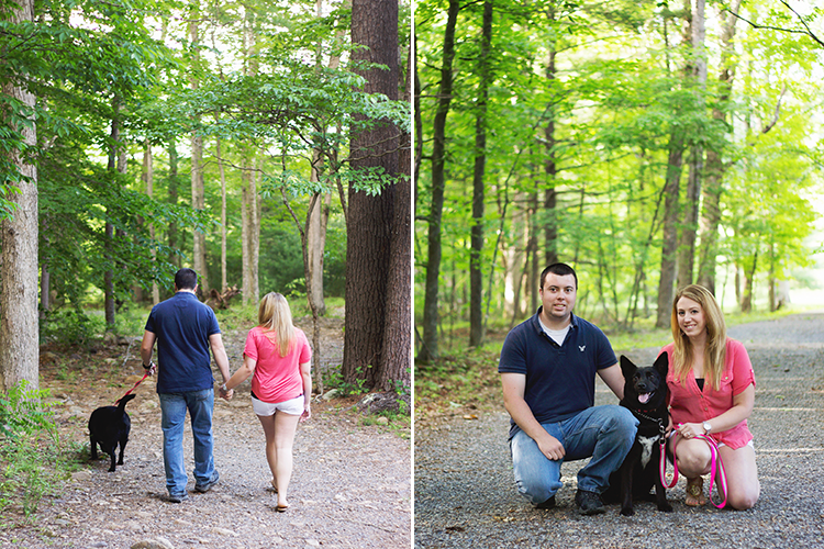 Douthat-State-Park-Engagement-Shoot-Covington-Photographers