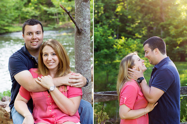 Woodland-Engagement-photographers-Staunton-Virginia