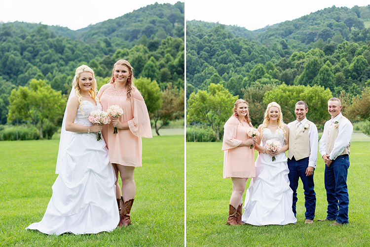 photographers-covington-virginia-bridal-party-maid-honor-mountains-poses