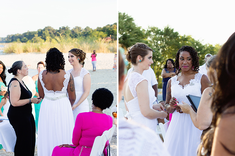 freight-shed-wedding-yorktown-virginia-photographers-exchanging-vows-beach