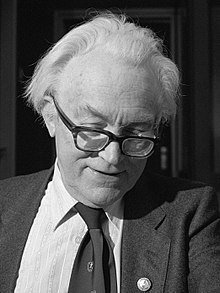 KGB Agent and would-be Prime Minister Michael Foot.