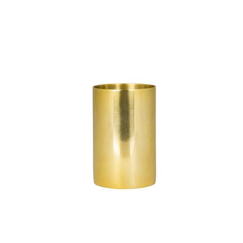 Theo Brass Vase