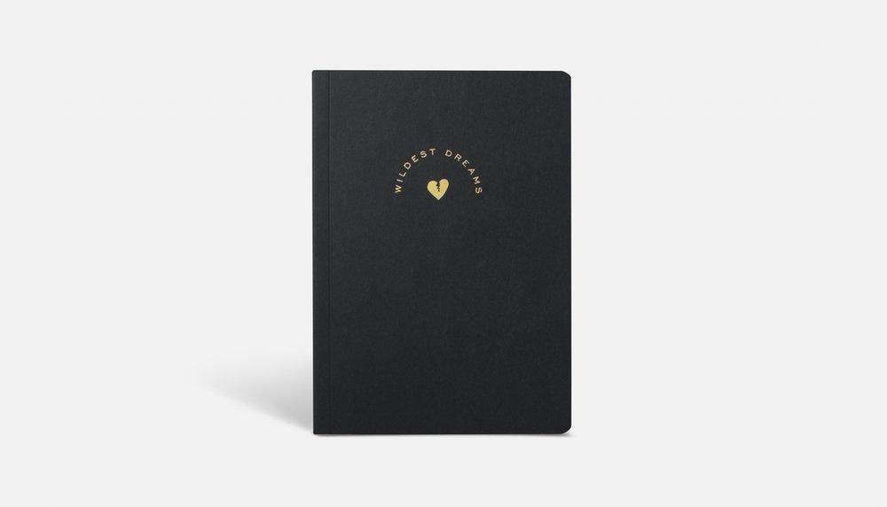 Wildest Dreams Notebook £10.95