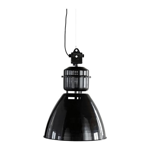 shade industrial white metal lighting light large cage lights pendant wide with style