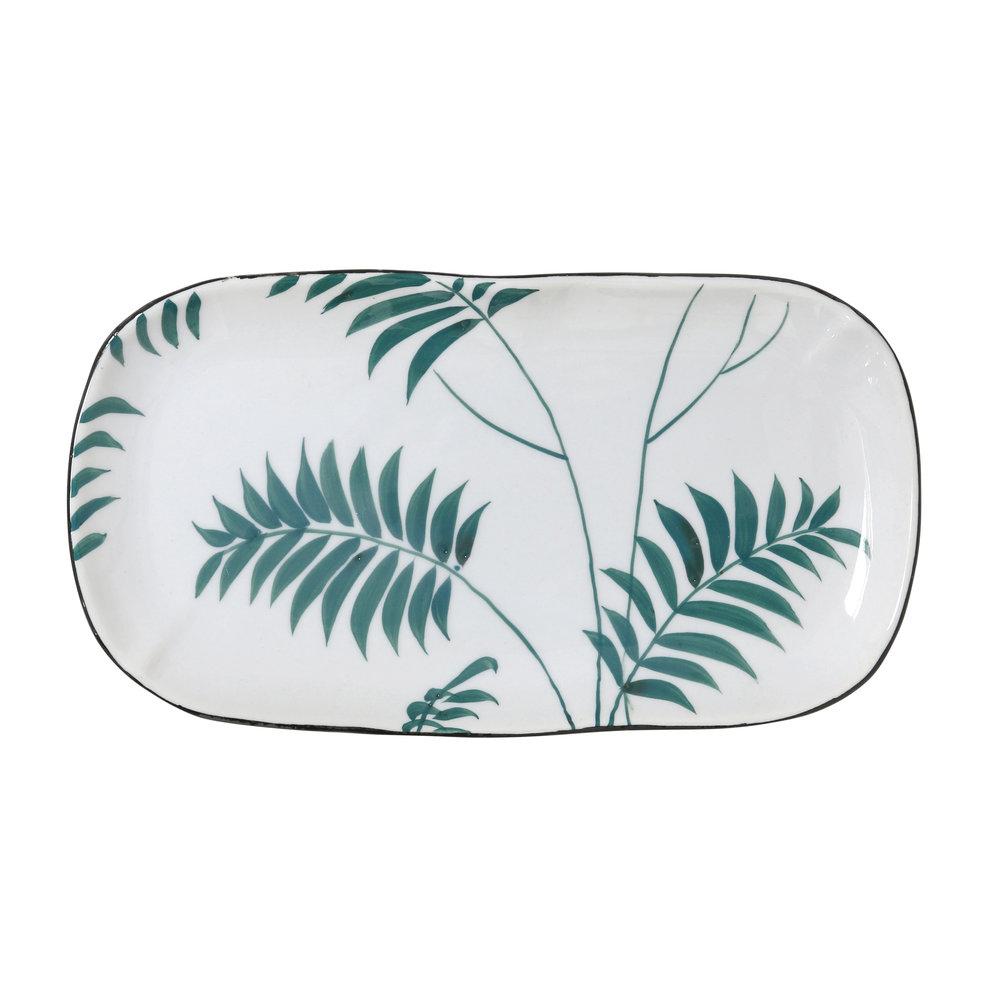 Jungle Leaf Tray