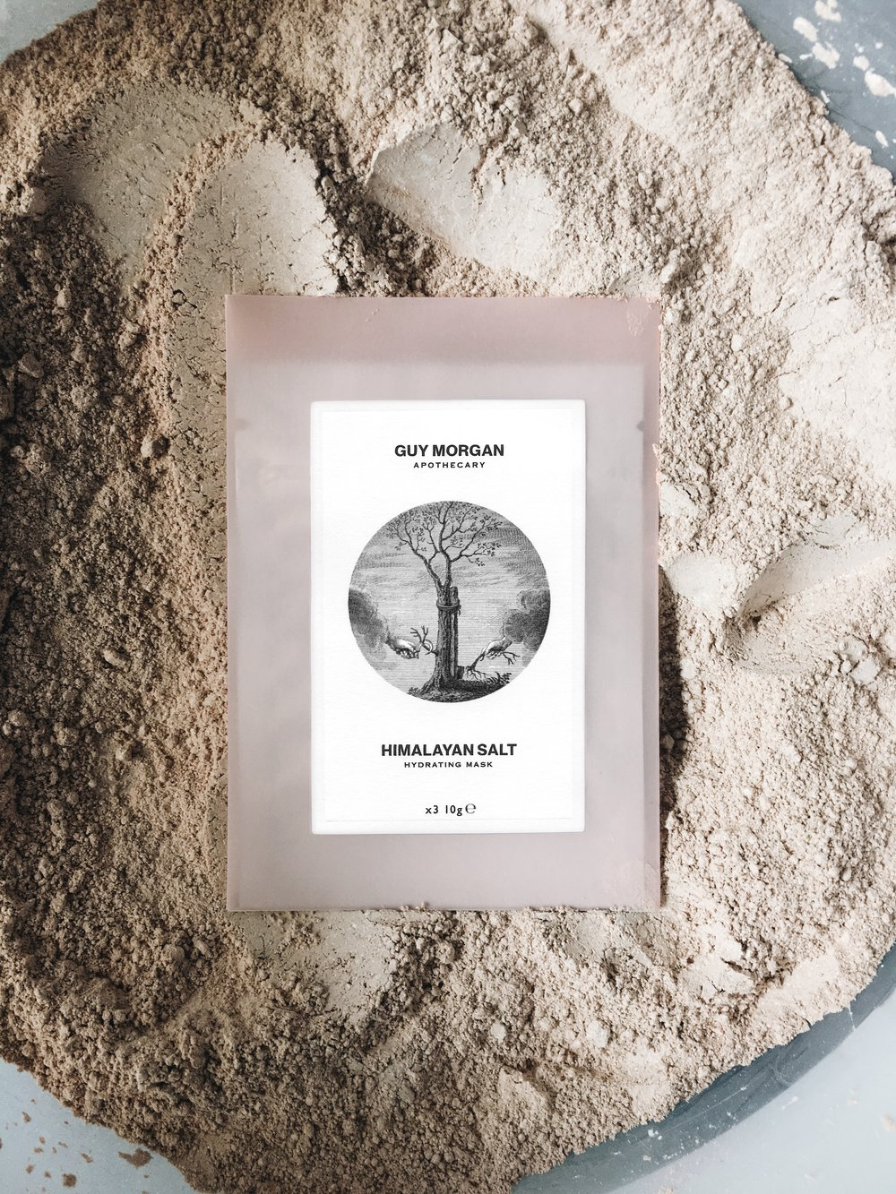 Himalayan Salt Hydrating Mask