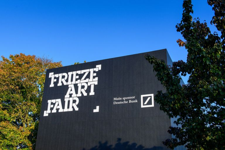 Frieze London - Regents Park
