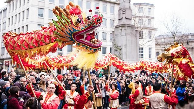 Chinese New Year London