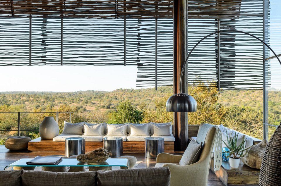 Singita Lebombo Safari Lodge - Kruger National Park