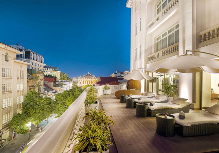 Hotel De L'Opera - Hoi An