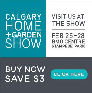Calgary Home + Garden Show BMO Centre Stampede Park