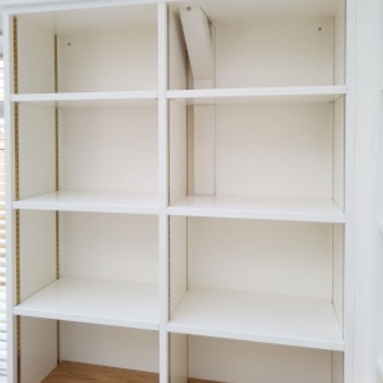 bespoke bookcase, adjustable shelving.jpg