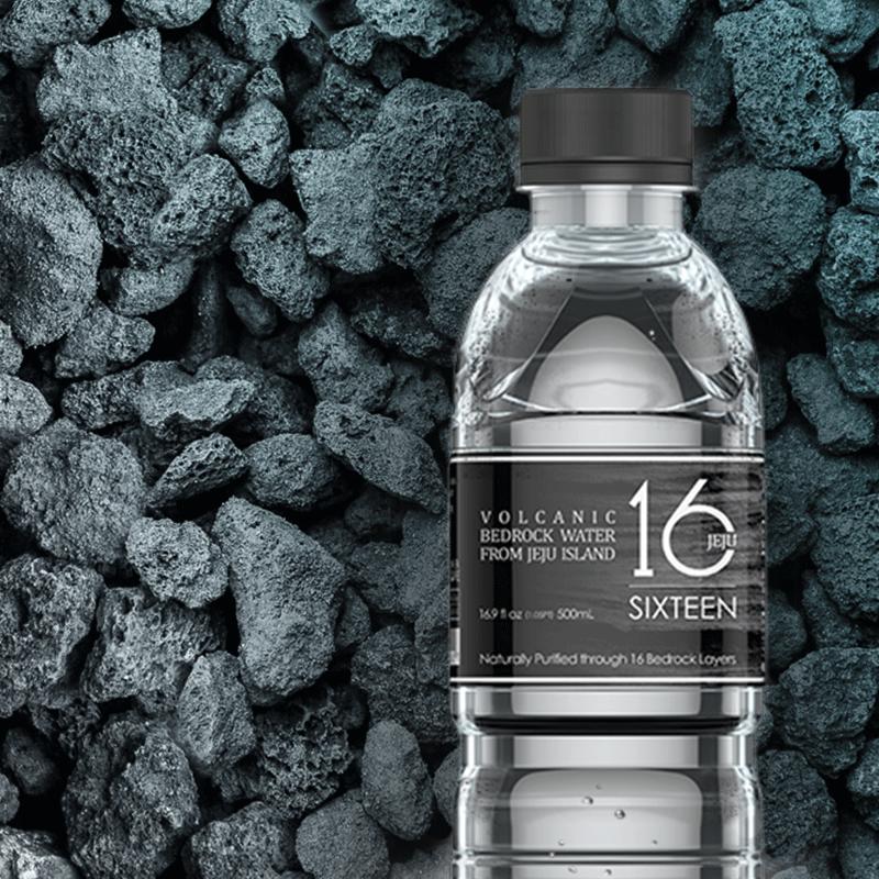 16 Water   web design, brand video, social media