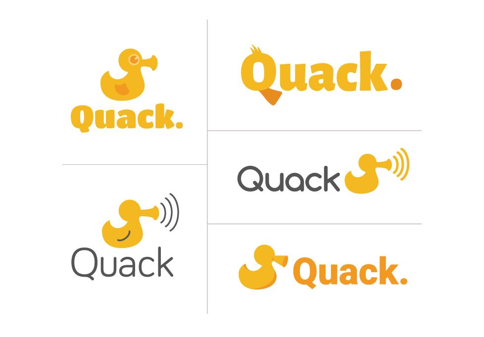 MariaBee_Quack_LogoConcepts