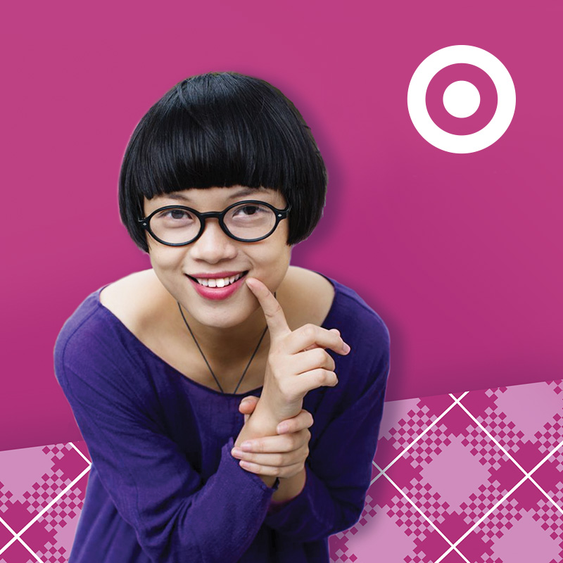 Target Optical   direct mail, email, social media