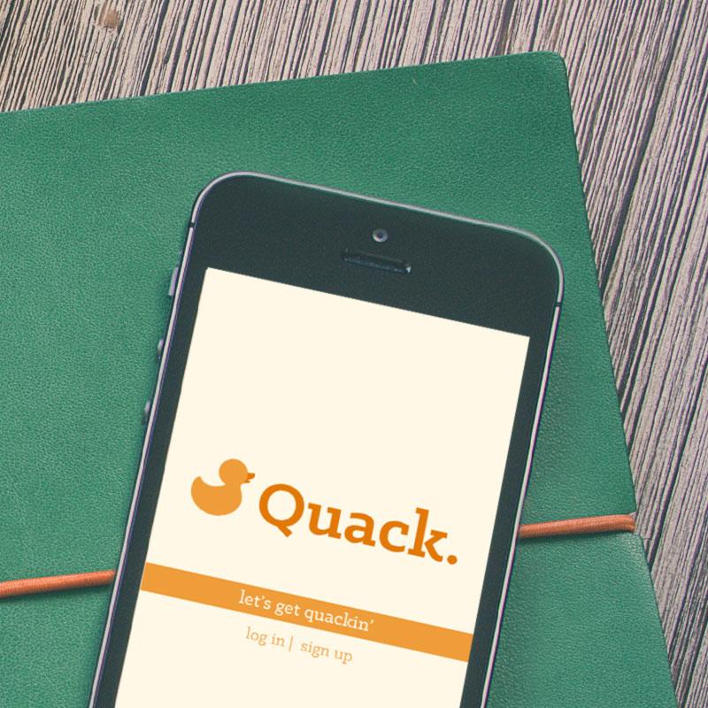 Quack   identity