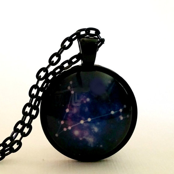 Celestial Taurus Constellation Stopwatch by GeorgiaTeaberry