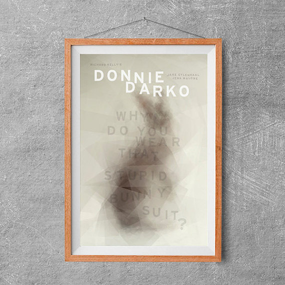 Donnie Darko Alternative Movie Poster by TerminalPresents