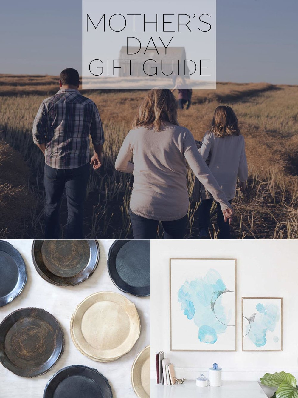 Mother's Day Gift Guide by Adri Luna Studio