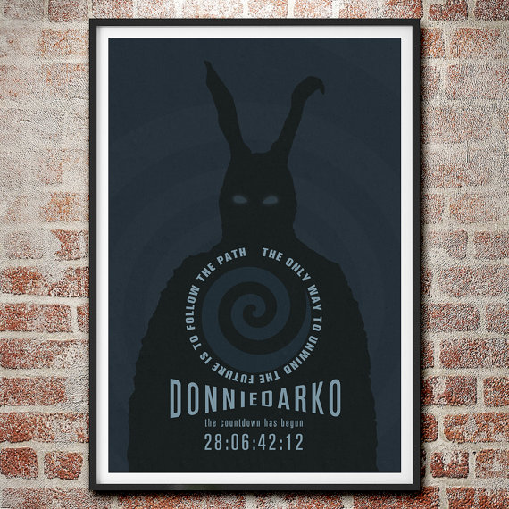 Dark Donnie Darko by MarkItZeroArtStudio