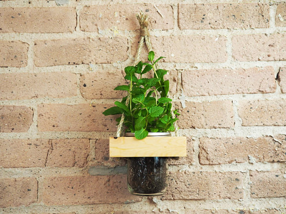 Hanging Planters by BigFishInnovations