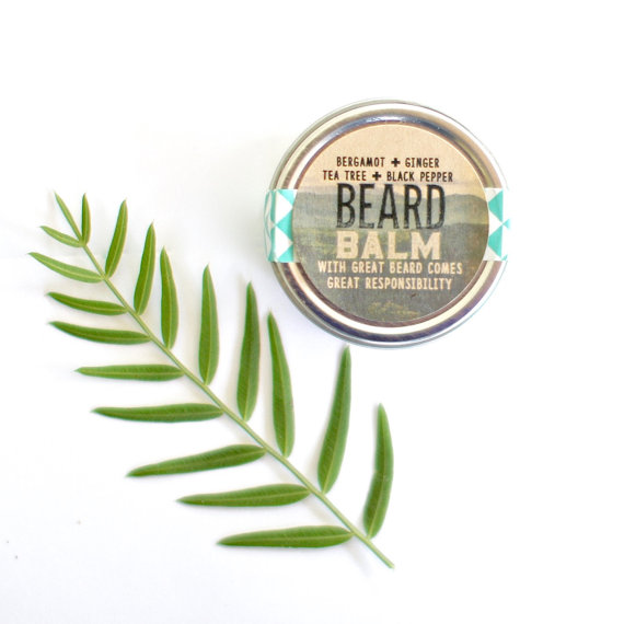 Beard Balm by LittleFlowerSoapCo