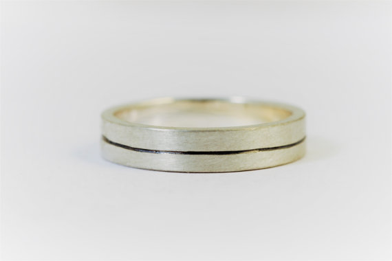Ecosilver Ring by ClairAllainDesigns