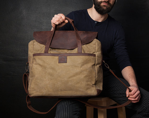 Laptop Bag for Men by Tram21
