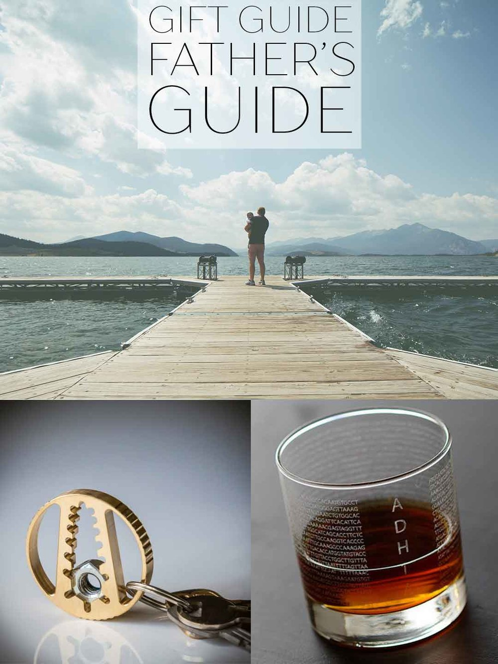 Father's Day Gift Guide by Objectifeyed