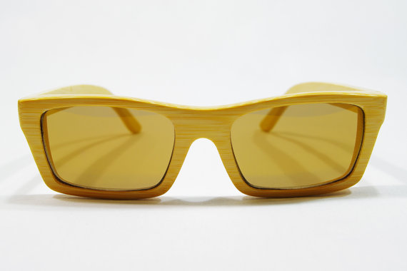 Golden Sunglasses by ShirtsNShades