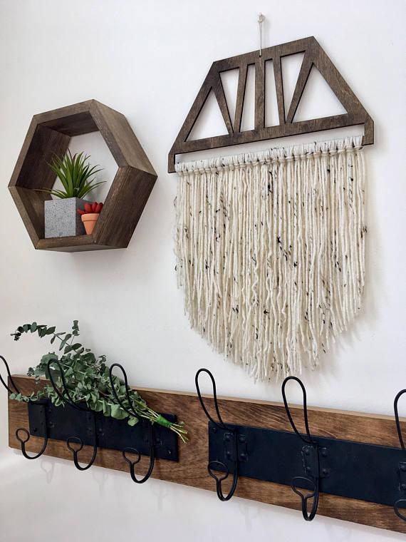 Modern Wall Hanging by SpringMeadowCo