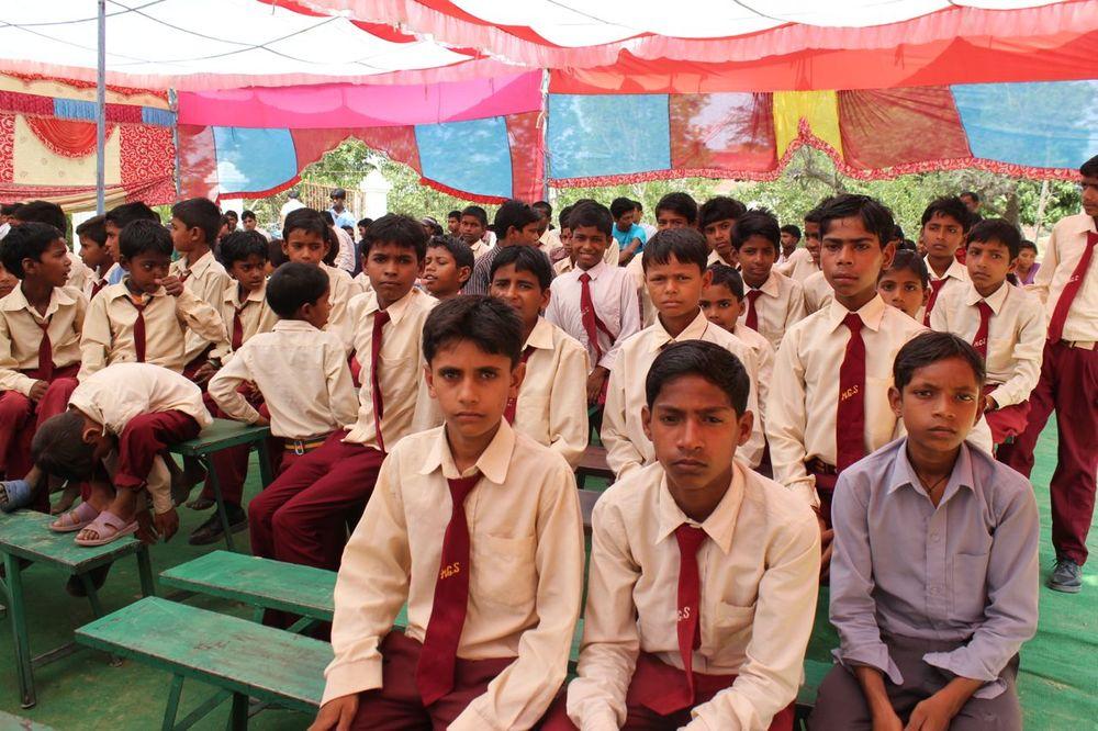 Metta School Children attend.jpg