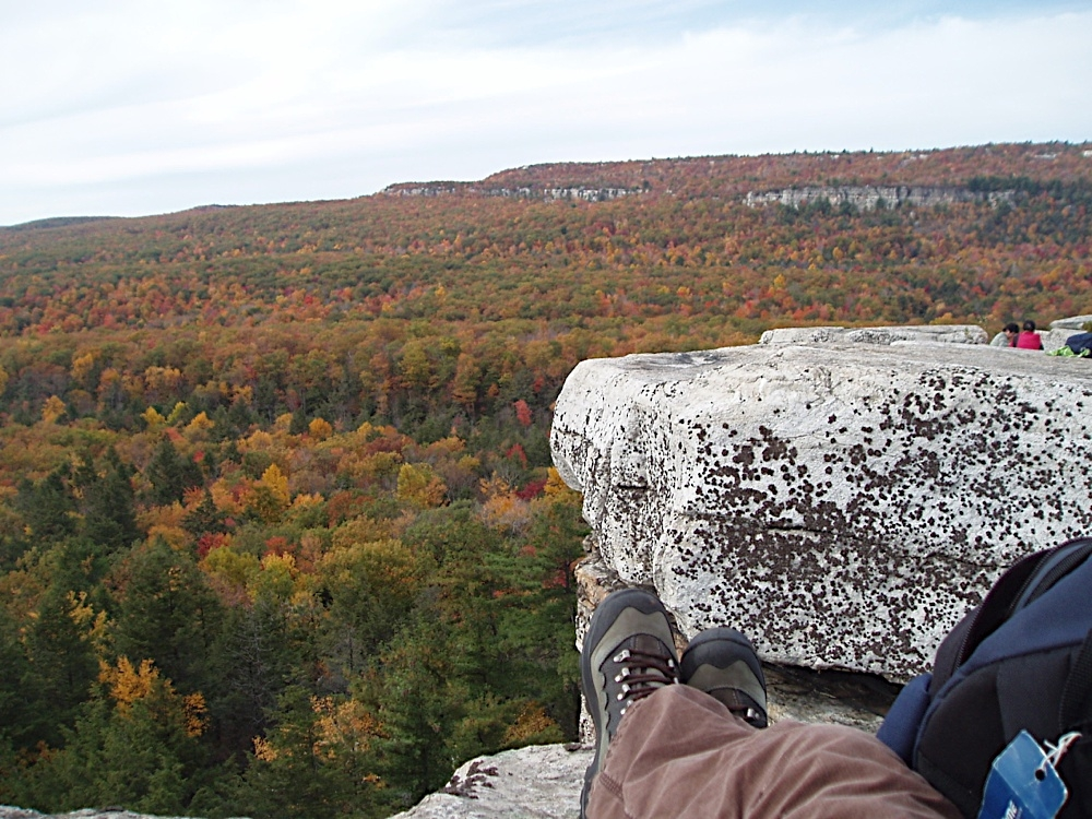 Boots & View 2008.JPG