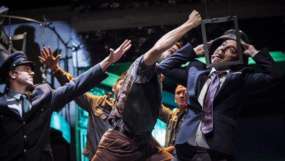 Holt lelkek (Radnóti Theatre 2013) - Péter Rudolf