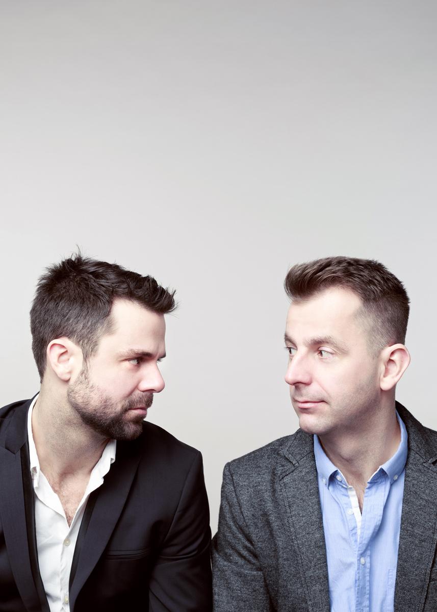 Zoltán Grecsó & Krisztián Grecsó