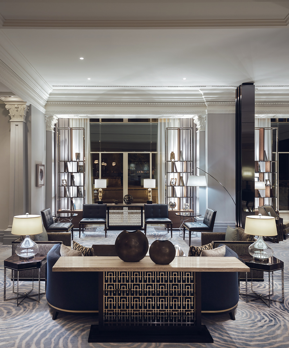 The Ritz Carlton Budapest - GA Design