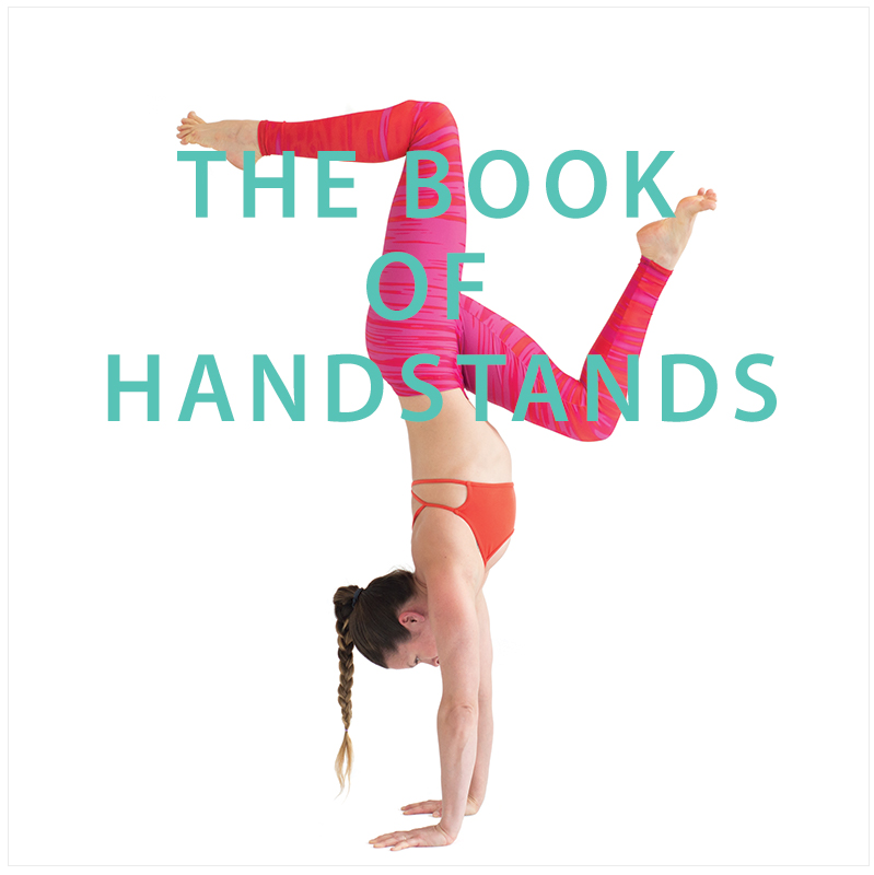 the book of handstands