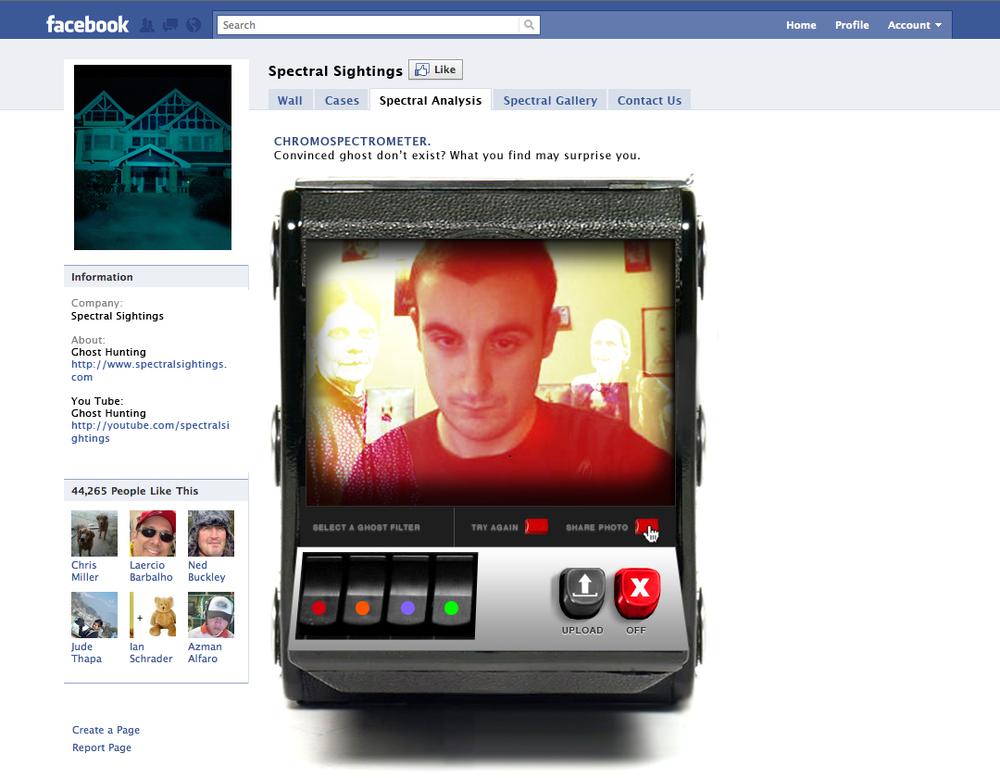 Insidious-Facebook