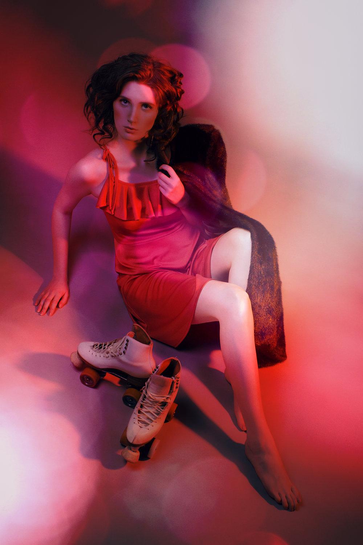 Team: Photographer: Henry Carter Fashion Stylist: Rayna Hernandez Hair: Anna Mata MUA: Rayna Hernandez Model: Cristy Pearson (Clutts Agency)