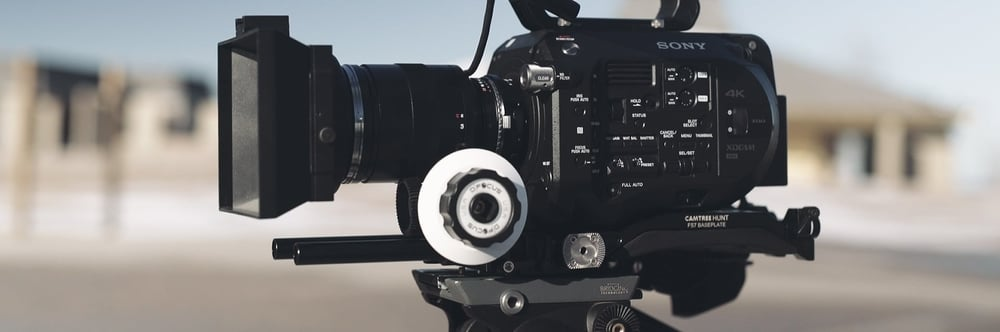 Sony FS7 4k Cinema Camera