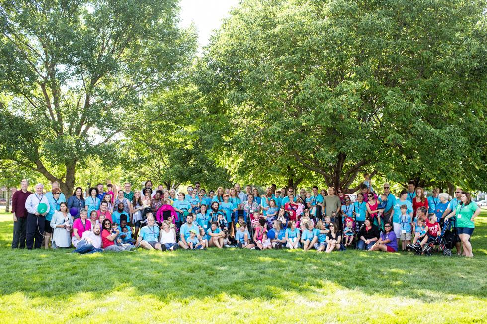 PBD Families and Researchers at the 2015 GFPD Family and Scientific Conference in Omaha, Nebraska.