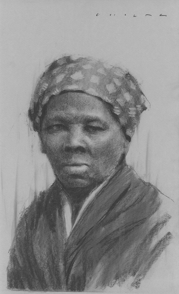 Harriet Tubman    Print Available from Studio550 Press