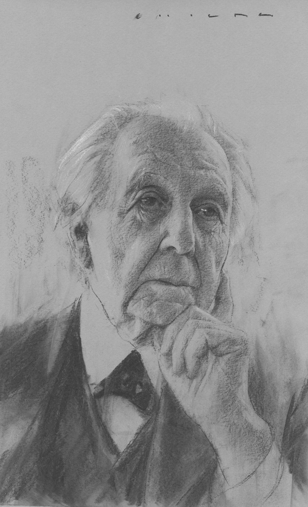 Frank Lloyd Wright  Available from Studio550 Press