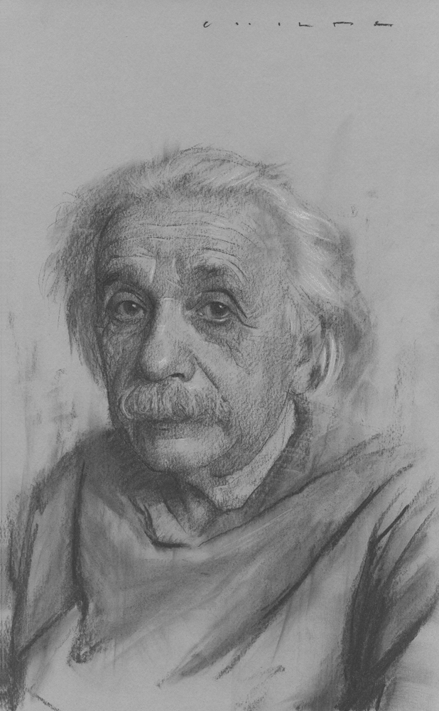 Albert Einstein  Available from Studio550 Press