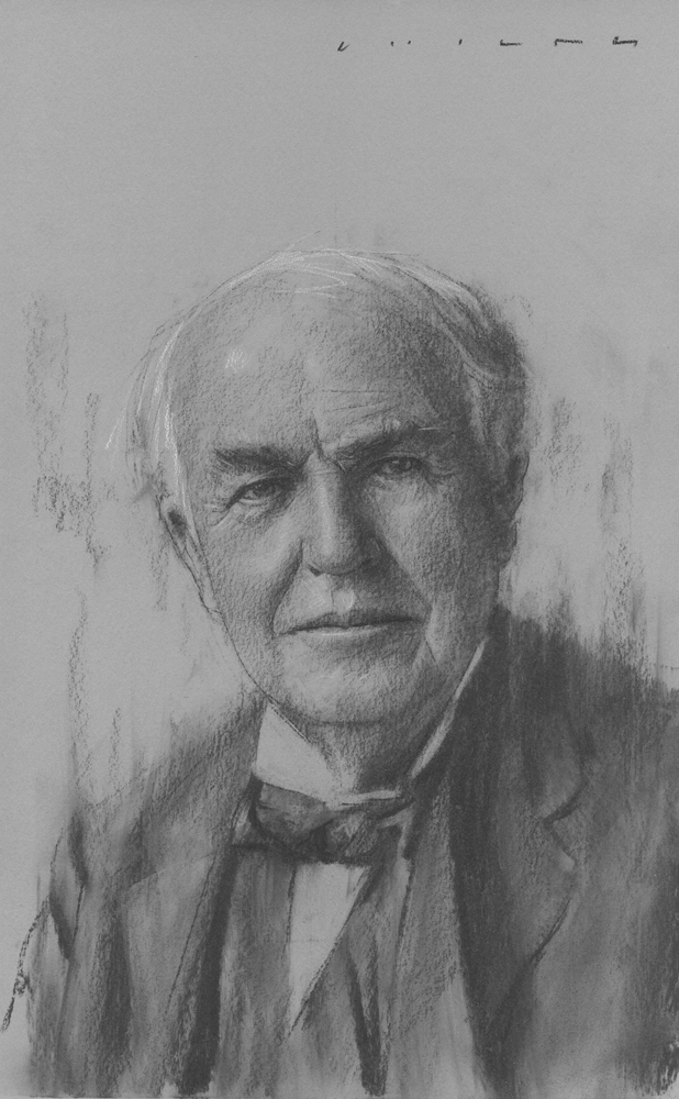 Thomas Edison  Available from Studio550 Press