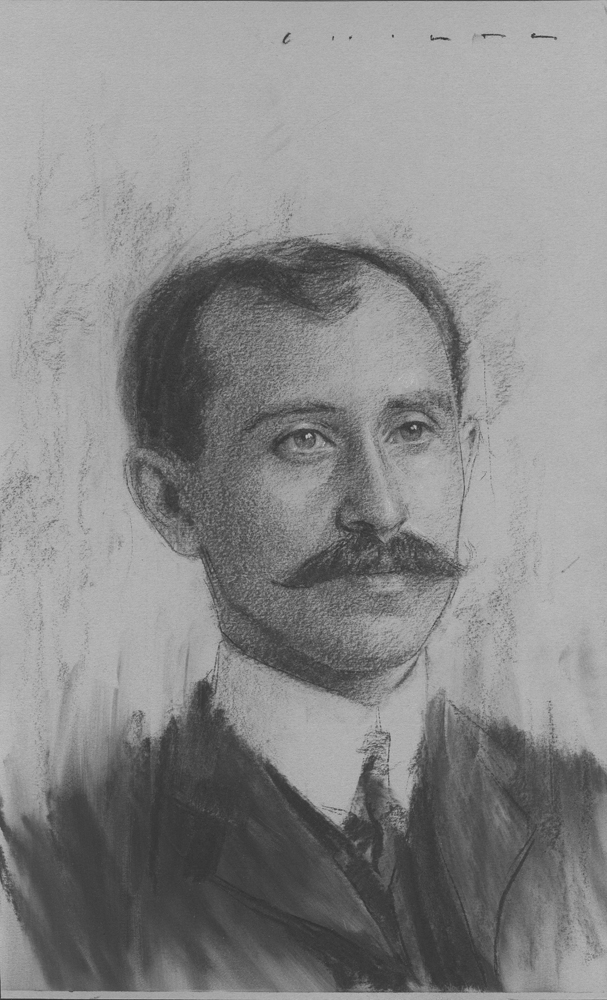 Orville Wright  Available from Studio550 Press