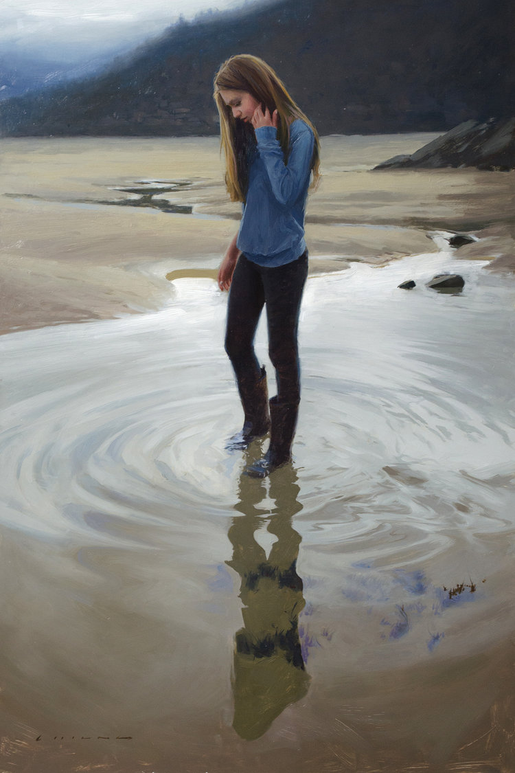 Tide Pools,The Artwork of Casey Childs