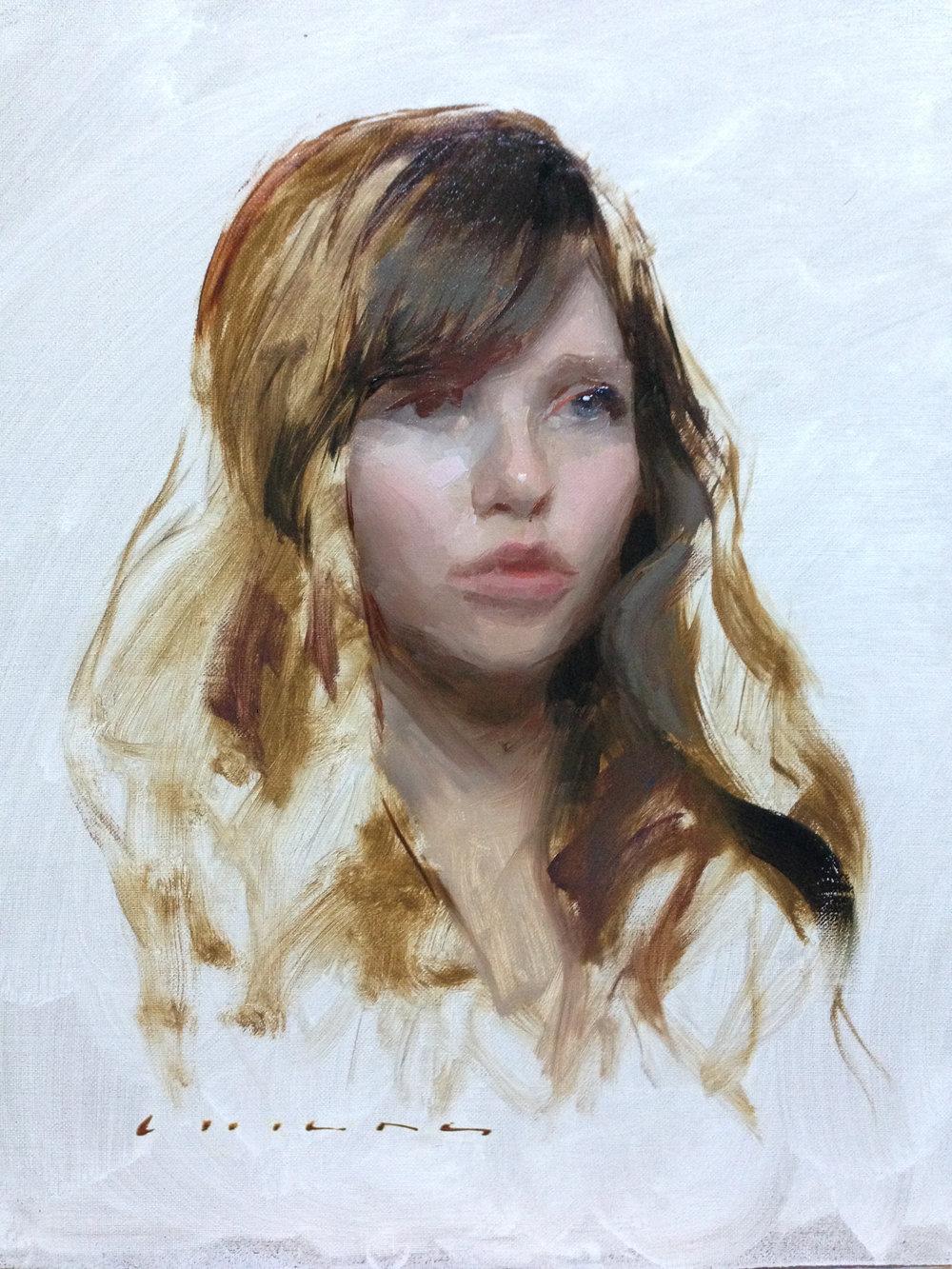 CaseyChilds_PortraitSketch_14x11_oil.JPG