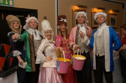 Phoenix Theatre performers adding a pantomime touch to Christmas